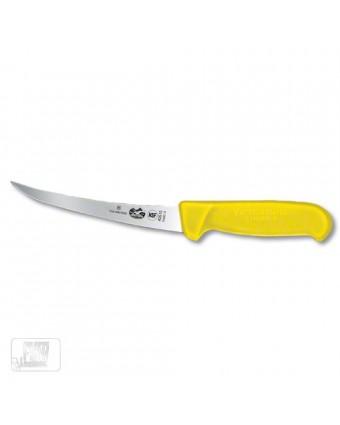 """Couteau à désosser semi-rigide et courbé 6"""" - Fibrox"""