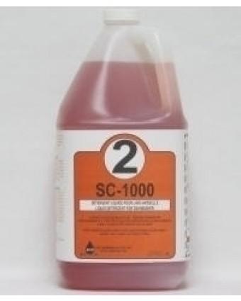 Détergent liquide SC-1000 - 4 L