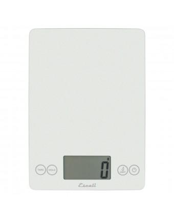Balance numérique à portions blanche - 15 lb