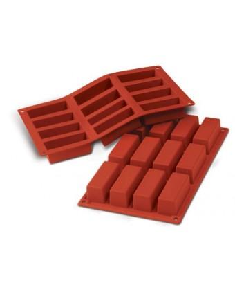 Moule en silicone à douze cavités - Mini Cake