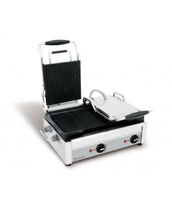 Grille-panini à nervures double série SFE - 3200 W
