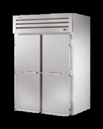 Réfrigérateur deux portes pleines 75 pi³