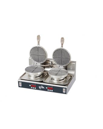 Gaufrier classique double huit tranches - 1800 W / 240 V
