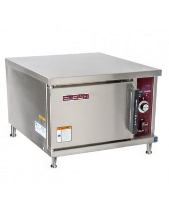 Cuiseur vapeur électrique pour trois récipients - 208 V / 3 Ph