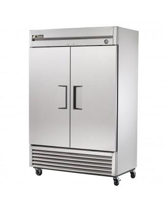 Réfrigérateur deux portes pleines 49 pi³