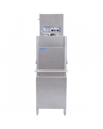 Lave-vaisselle à capot - 55 paniers / 208-240 V / 3 Ph