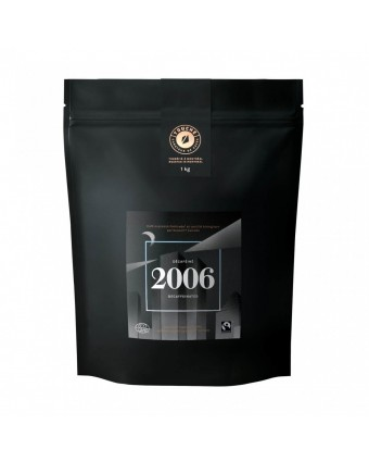 Café espresso décaféiné 2006 - 1 kg