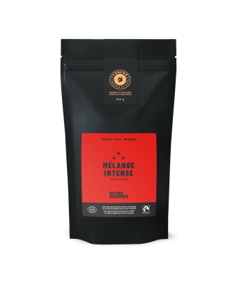 Café espresso Intense - 454 g