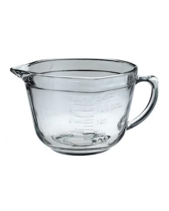 Tasse à mesurer en verre - 2 L