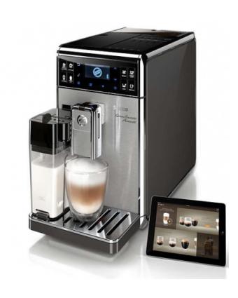 Machine à café automatique GranBaristo Avanti - Acier inoxydable
