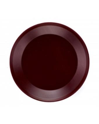 Base isolante en plastique 9'' – Traditional bourgogne (caisse de 12)