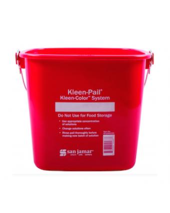Chaudière Kleen Pail 3 Pintes - Rouge