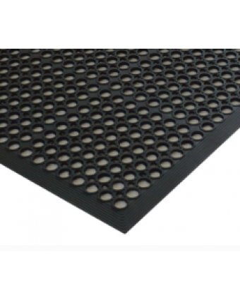 "Tapis anti-fatigue 60"" x 36"" - Noir"