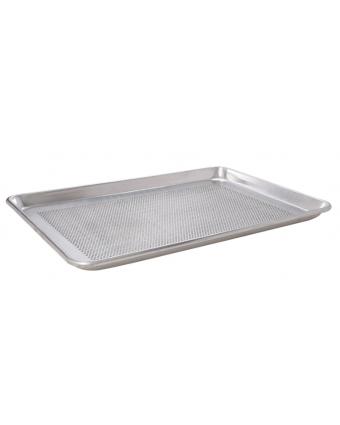 """Plaque de cuisson en aluminium perforée 13"""" x 18"""""""