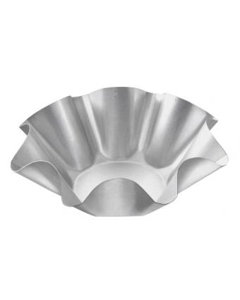 """Moule à tortilla en acier aluminisé 9,1"""""""