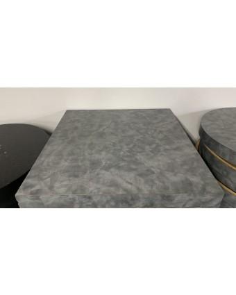 Dessus de table carré - Gris (usagé)