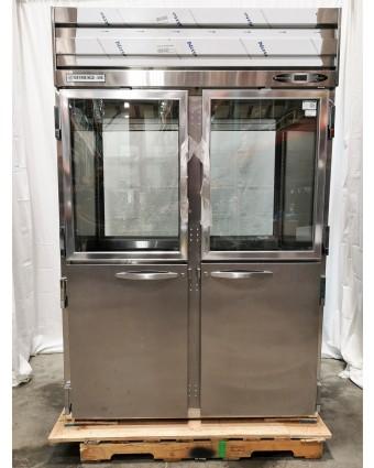 Réfrigérateur huit demi-portes 48 pi³ (usagé)