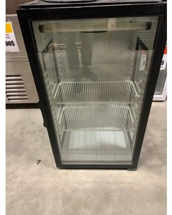 Réfrigérateur une porte vitrée (usagé)