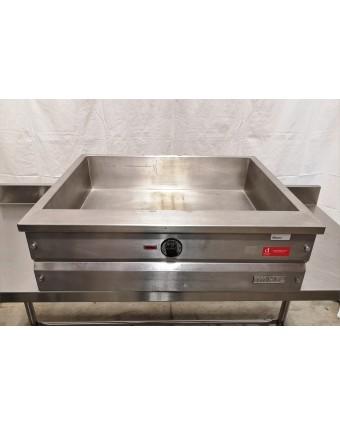 Table chaude de comptoir (usagée)