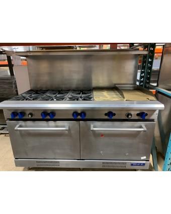 Cuisinière au gaz (usagée)