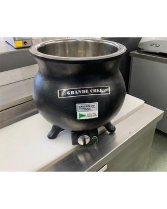 Réchaud à soupe (usagé)