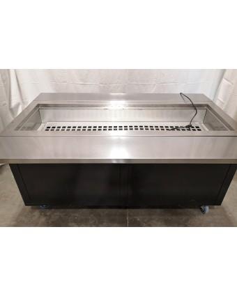 Buffet réfrigéré mobile (usagé)