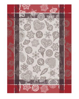 Linge à vaisselle 22'' x 30'' - Snowflakes