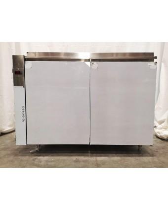 Comptoir réfrigéré deux portes avec compresseur à distance