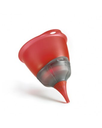 5.5'' Three-in-One Plastic Funnel