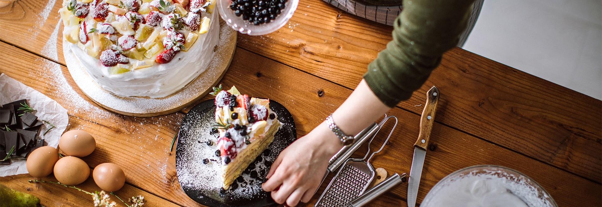 Cinq outils et accessoires pour obtenir du succès en pâtisserie