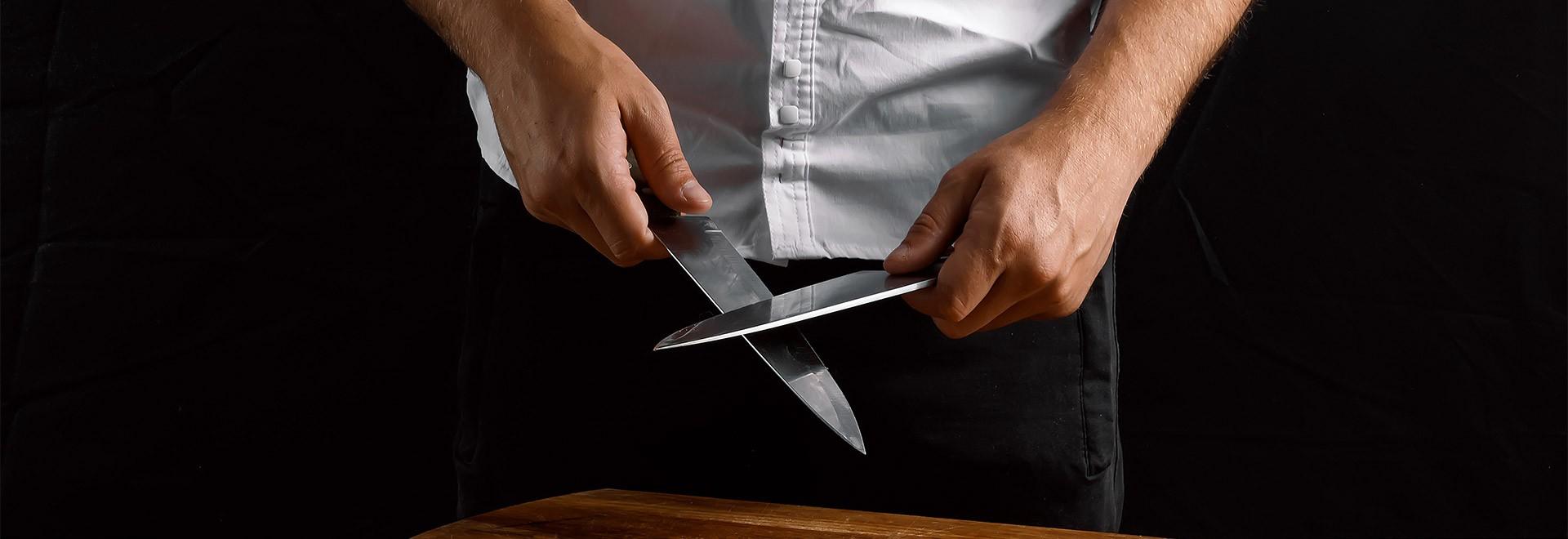 Affûtage des couteaux : chacun sa méthode