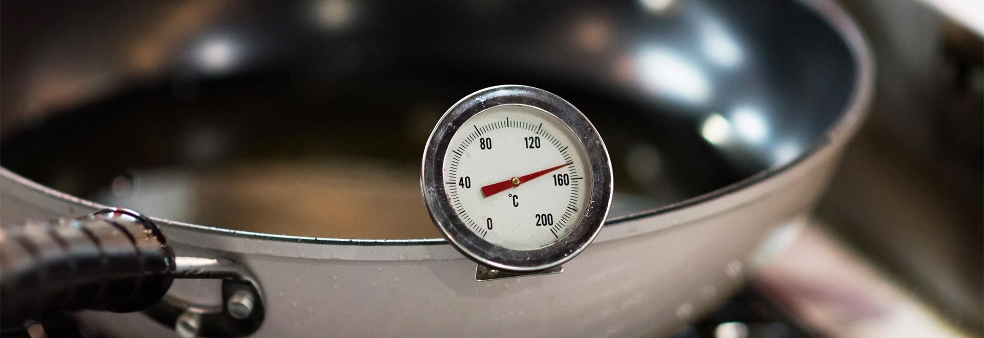 Pratiques ces thermomètres pour la cuisine!