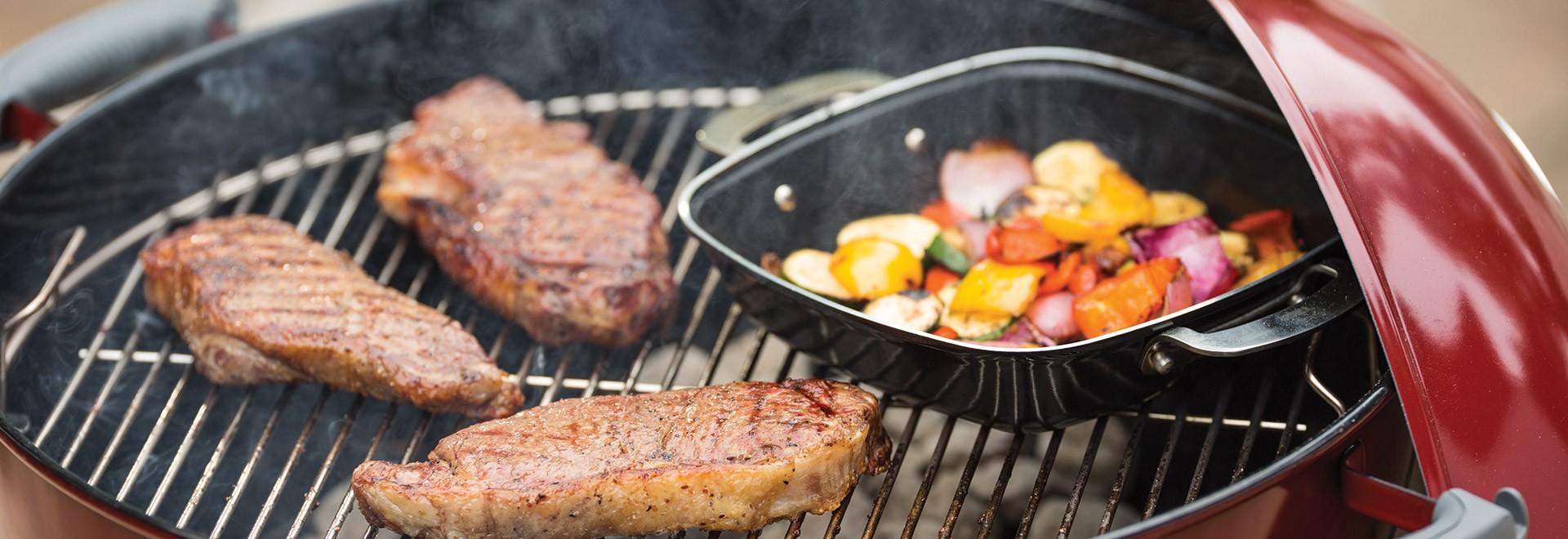 Six pièces pour améliorer les barbecues au charbon