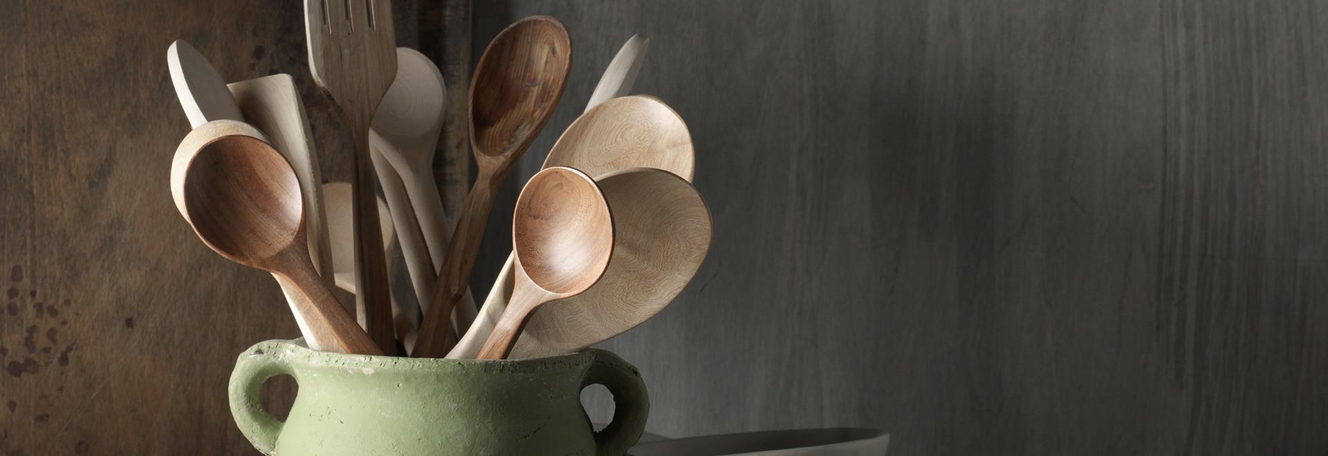 Ustensiles de cuisine : portrait des matériaux dont ils sont composés